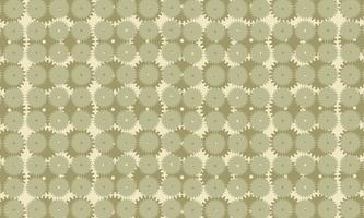 Motif de fond d'engrenages abstrait camouflage militaire pignons. illustration vectorielle de conception