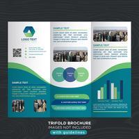 Brochure Trifold Business Fold