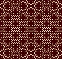 Motif de lignes géométriques sans soudure. Design graphique contemporain. Texture linéaire sans fin pour papier peint, motifs de remplissage, fond de ligne de page Web. Ornement géométrique monochrome brun doré