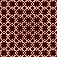 Modèle sans couture de vecteur. Texture élégante moderne. Répétant ornement linéaire