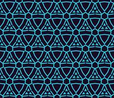 Modèle sans couture de vecteur. Texture linéaire élégante moderne. Répéter des tuiles géométriques avec des éléments de ligne. vecteur