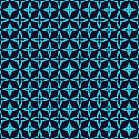 Modèle minimaliste bleu géométrique de luxe simple avec des lignes. Peut être utilisé comme papier peint, fond ou texture. vecteur