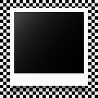 Modèle de cadre photo
