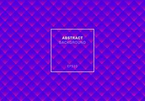 Abstrait motif géométrique bleu et rose et la texture. Carrés ou losange rayures couleur vive de texture transparente.