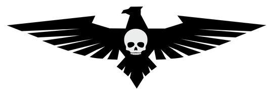 Armoiries du crâne de l'armée vecteur