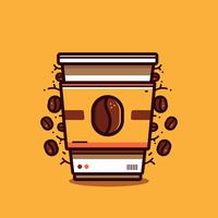 Café Clipart Vecteur