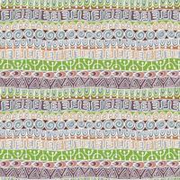 Motif festif tribal ethnique pour textile, papier peint, scrapbooking. vecteur
