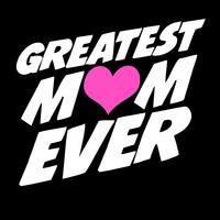 Plus grande maman jamais
