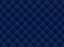Réseau subtile abstraite de carrés bleu foncé. Treillis de style luxe. Répétez la grille géométrique.