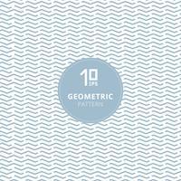 Onde géométrique, ondulé, motif abstrait de couleur pastel motif chevron.