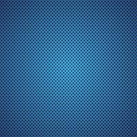 illustration vectorielle de fond de fibre de carbone bleu vecteur