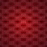 Fond de texture de fibre de carbone rouge - Illustration vectorielle