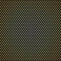 fond de fibre de carbone or Illustration vectorielle vecteur