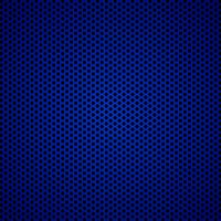 Fond de texture de fibre de carbone bleu - illustration vectorielle
