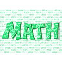 icônes mathématiques éducatives vecteur