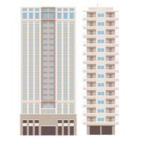 Conception de bâtiments de grande hauteur.