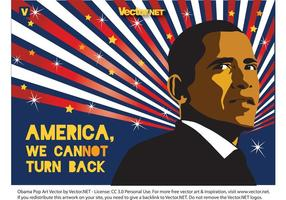 président Obama vecteur