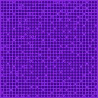 Abstrait simple avec des points, des cercles, une couleur violette