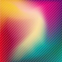 Abstrait coloré. vecteur