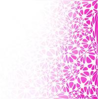 Style moderne rose, modèles de conception créative vecteur