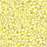 Style moderne jaune, modèles de conception créative vecteur