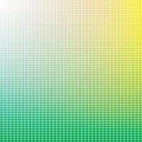 fond coloré en pixel art vecteur