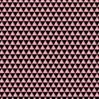 Modèle abstrait rose triangles géométriques métalliques or sur fond noir. Élégant pour bannière web, carte d'invitation de fête, Noël, célébration, mariage, affiche, brochure. vecteur