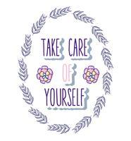 Prendre soin de vous citation