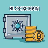 Bitcoin technologie de sécurité de l'argent numérique