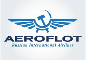 Aeroflot vecteur