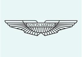 Aston Martin vecteur