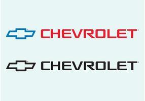 Chevrolet vecteur