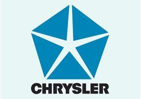 Logo de chrysler vecteur