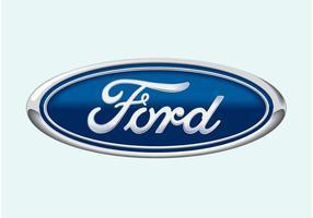 Logo Ford vecteur