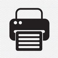 icône de fax web