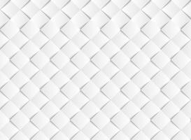 Papier carré vecteur abstrait blanc dégradé coupé de fond. illustration vectorielle eps10