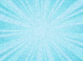 Soleil abstraite éclate de ciel bleu couleur cercle motif texture design fond. Vous pouvez utiliser pour les affiches de vente, les annonces de promotion, les illustrations de texte, les motifs de couverture. vecteur