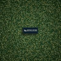 Fond de conception abstraite militaire carré vert. vecteur eps10