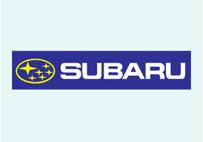 Logo vecteur subaru