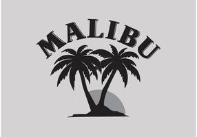 Malibu vecteur