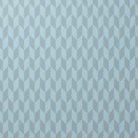 Motif abstrait géométrique de conception de l'oeuvre de lignes ton bleu bande.