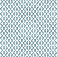 Résumé de fond de modèles deux tons bleu triangle sans soudure simple. vecteur