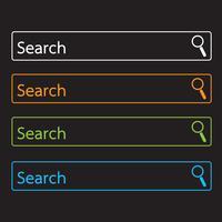 icône de la barre de recherche