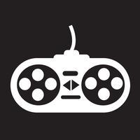 icône du contrôleur de jeu vecteur