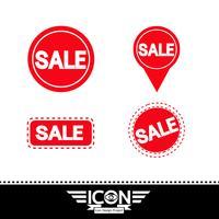 symbole de vente icône symbole