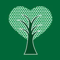 Symbole de l'arbre d'amour