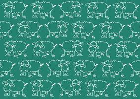 bande dessinée mouton symbole signe