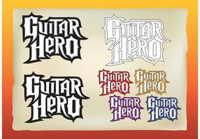 vecteurs de guitar hero vecteur