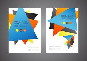 conception de flyer moderne