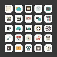 icône de l'application rétro